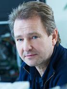 Mitarbeiter Gerard Andriessen