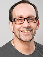 Mitarbeiter Markus Rützler