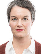 Mitarbeiter Mag. (FH) Claudia Skok